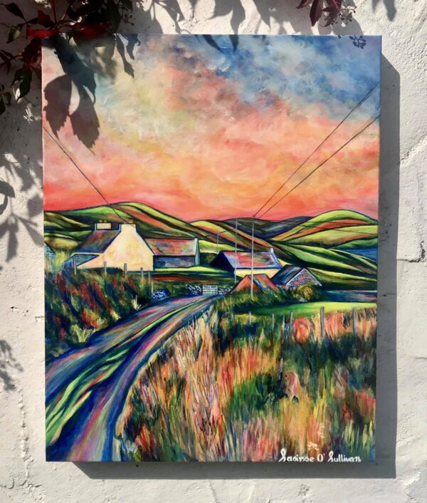 Dursey Island - Saoirse O'Sullivan - 2020