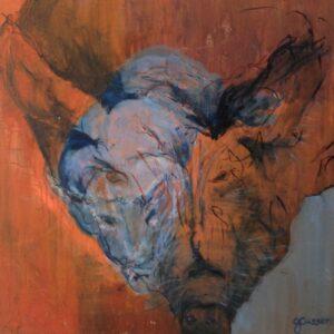 The Girls-Gillian Cussen- Nua Collective-2008-Acrylic