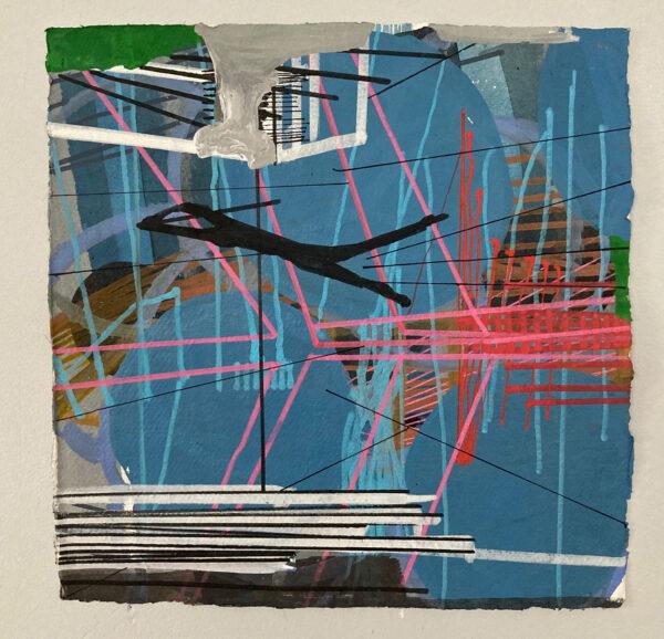XR Series Drift 1 - Trudi Van Der Elsen - Nua Collective Artist