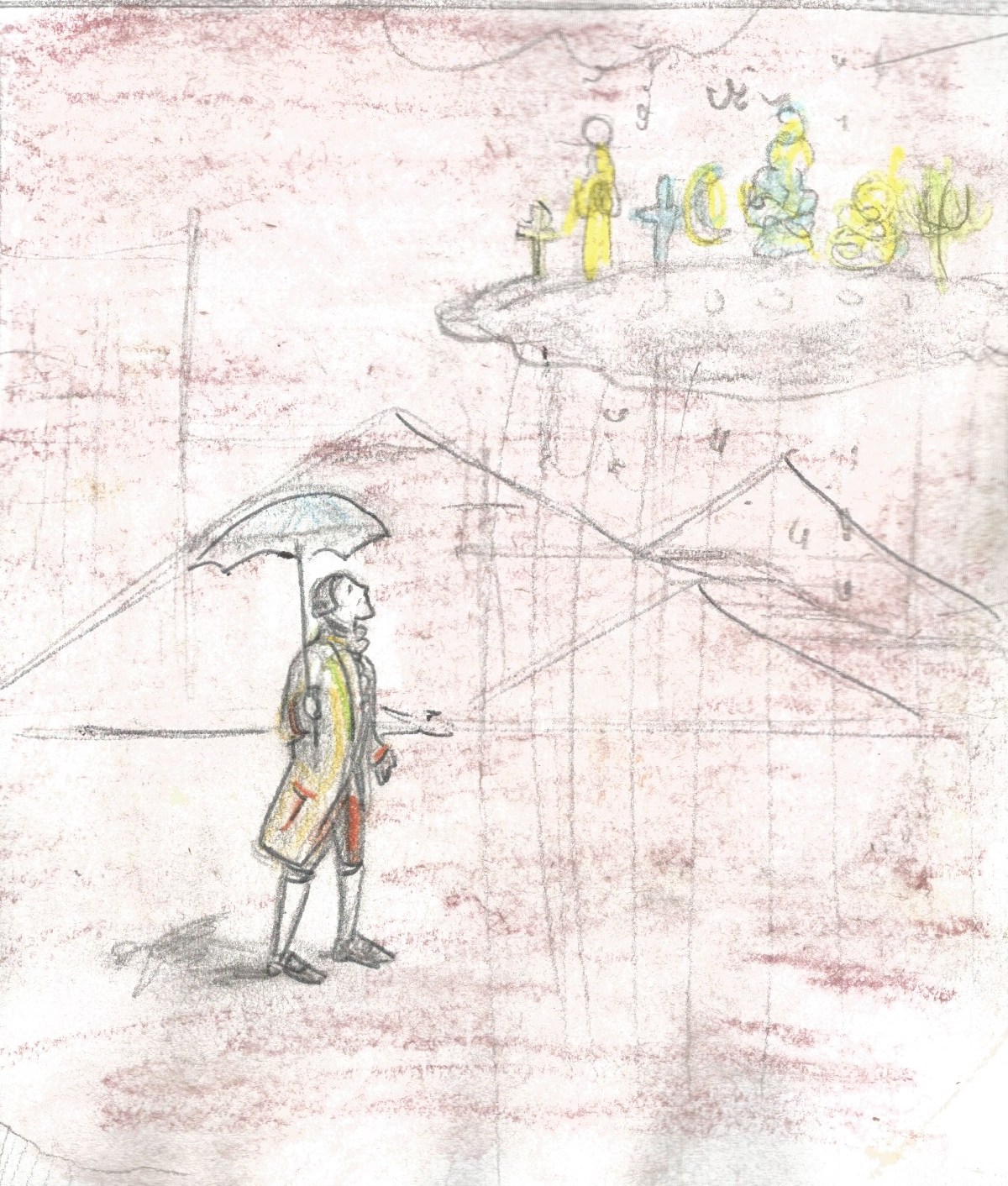 Alkalart - Nua Collective - Artist - Sketch