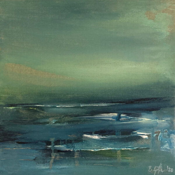 Green Seascape 2 - Bronagh Griffin - Nua Collective
