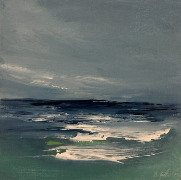 Winter's Day - Bronagh Griffin - Nua Collective - Artist