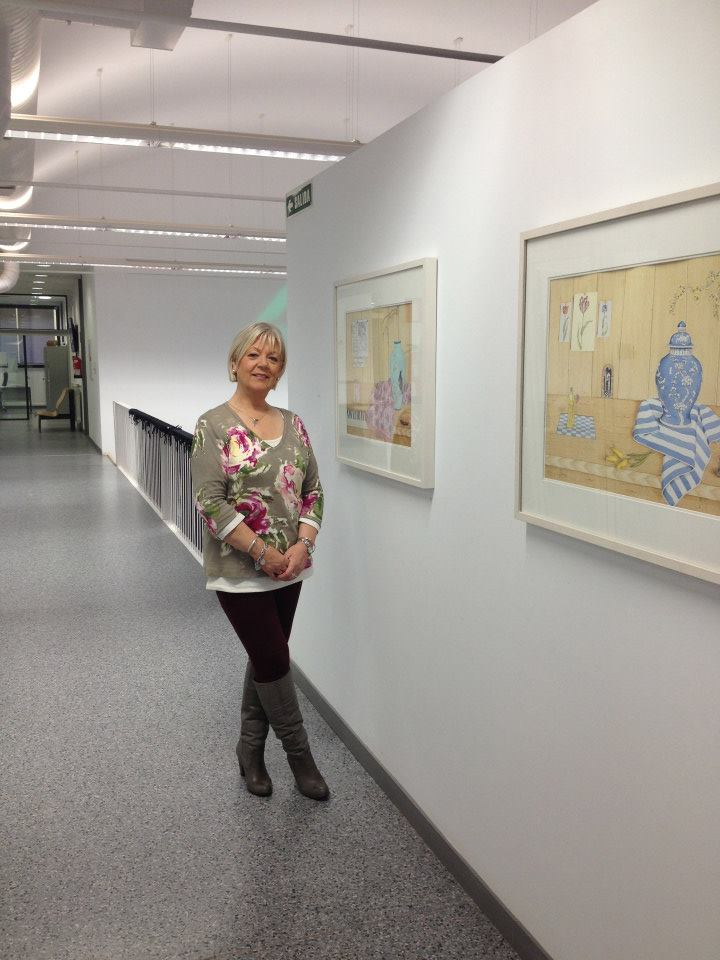 Catherine Daly Artist Profile Image