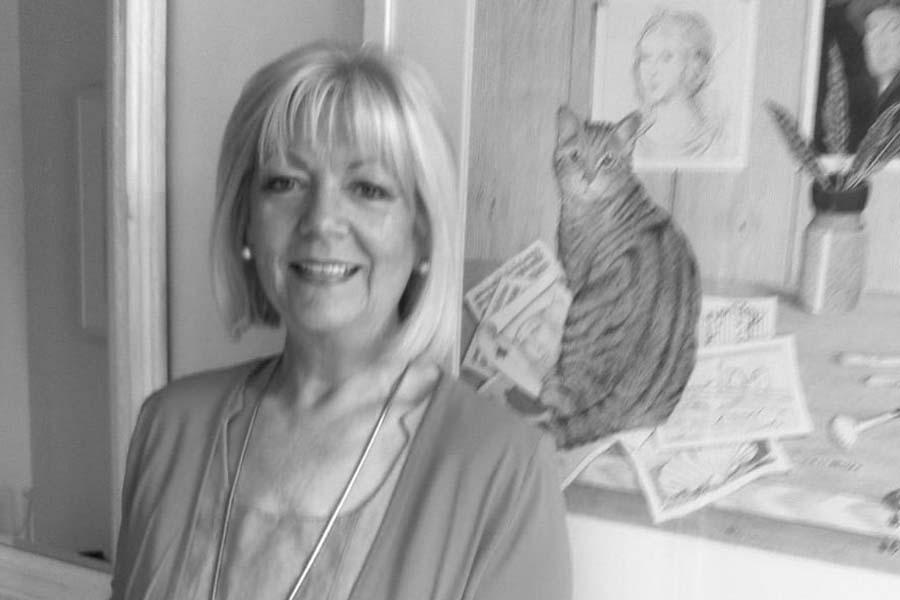 Catherine Daly - Profile Image - Nua Collective - Artist