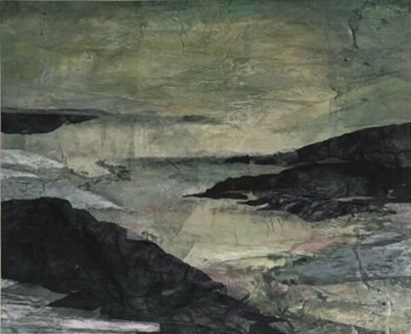 Dusky Water at Dunworley - Bronagh Griffin - Nua Collective - Artist