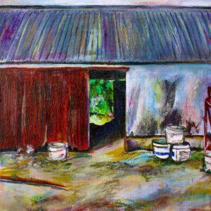 Granny O Sullivans Farmhouse - Nua Collective - Artist