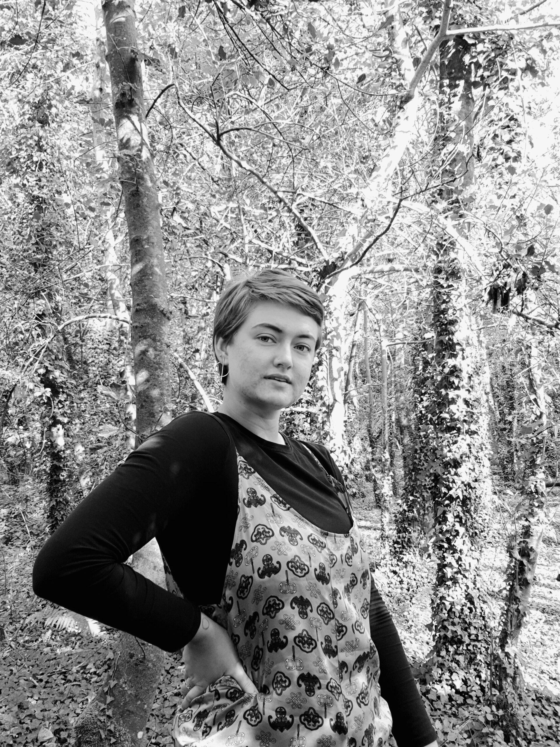 Kaitlynn Webster - Nua Collective Artist - Headshot