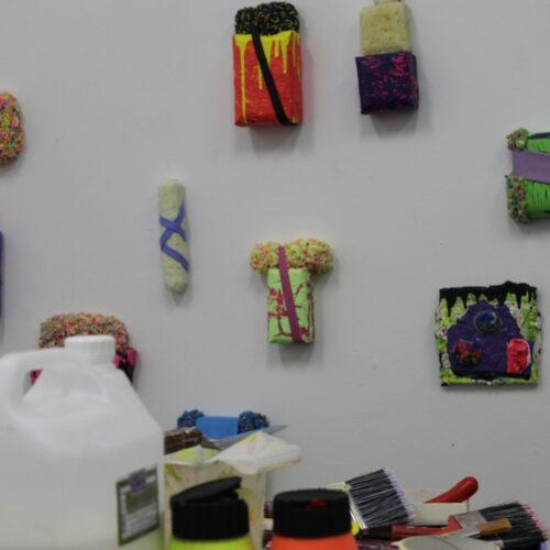 Ciaran Bowen - Studio - Nua Collective