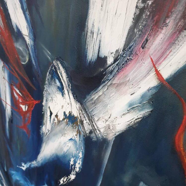 Inner City - Detail - Eamonn B. Shanahan - Artist - Nua Collective