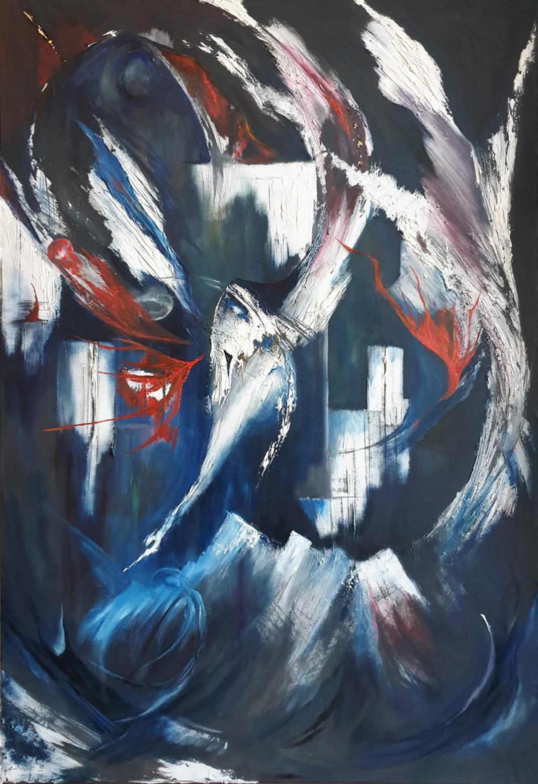 Inner City - Eamonn B Shanahan - Nua Collective - 2020