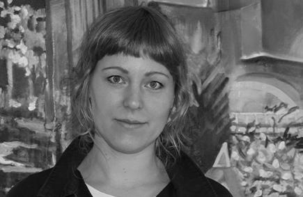 Linda Schliebitz - Profile Image - Nua Collective - Artist
