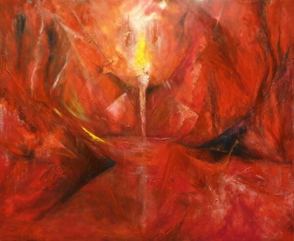 Luminescent - Eamonn B Shanahan - 2020 - Nua Collective - Artist