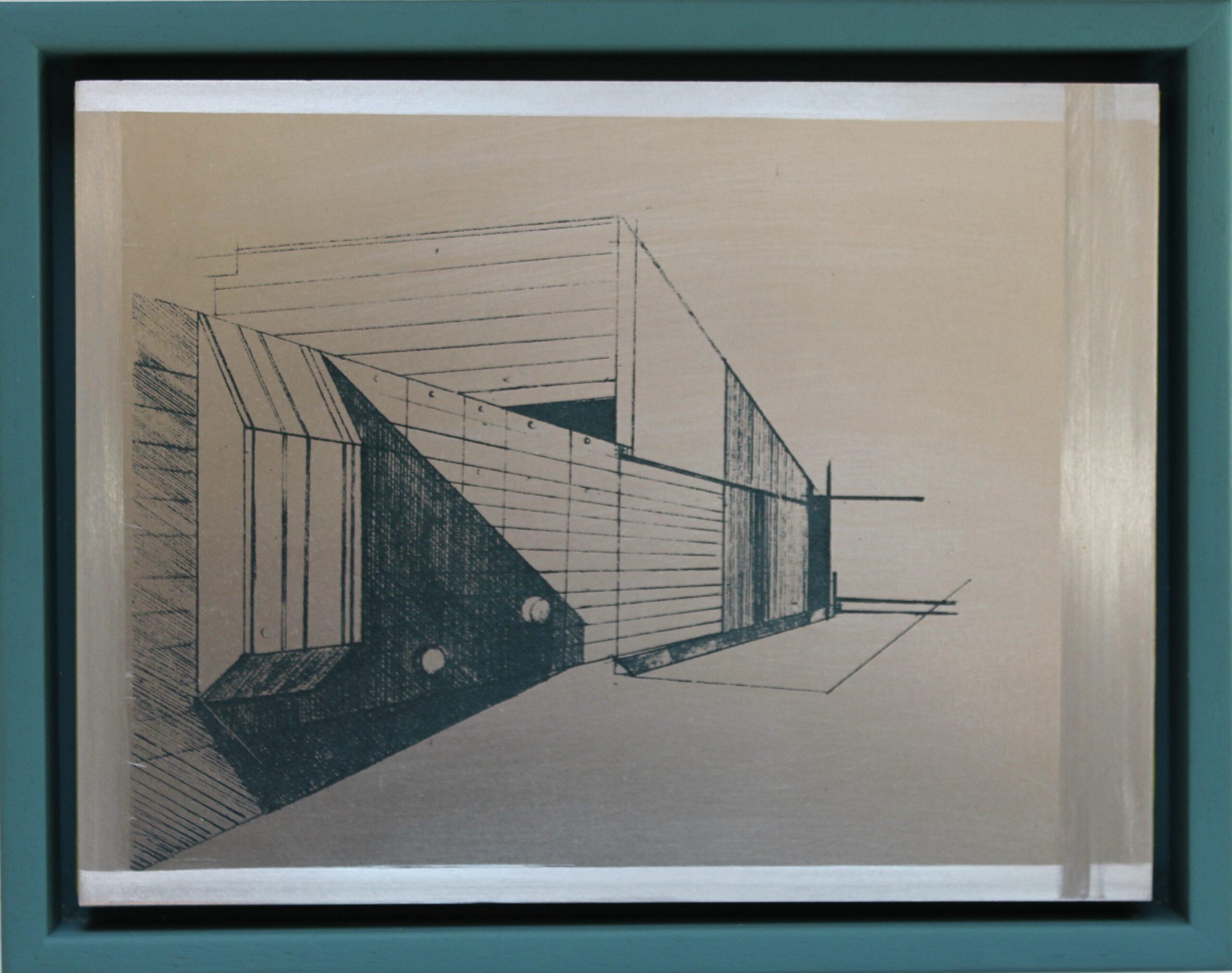 Margot Galvin_ Design-123- Screenprint-on-aluminium-2020 - Nua Collective - Artist