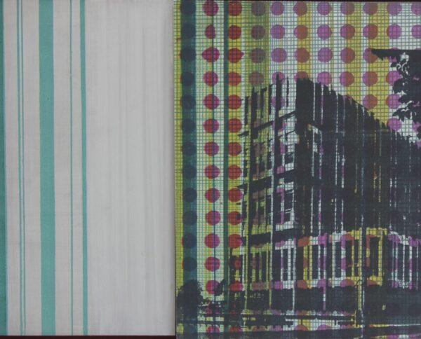 Margot Galvin Fragile-Brutalism-screenprint-on-aluminiu-2019 - Nua Collective - Artist