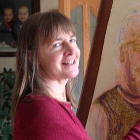 Nua Collective - Artist - Gillian Cussen - Profile Image - Colour