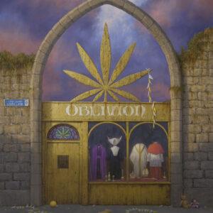 Oblivion - Brian McCarthy - Nua Collective - Artist