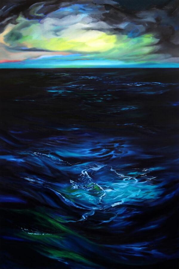 Shannon Castor Ocean, Air, Ocean, Air 2-Nua-Collective