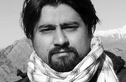 Varun Baggi - Profile Image - Nua Collective - Artist