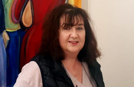 Nua Collective - Artist - Irene O'Neill - Profile Image