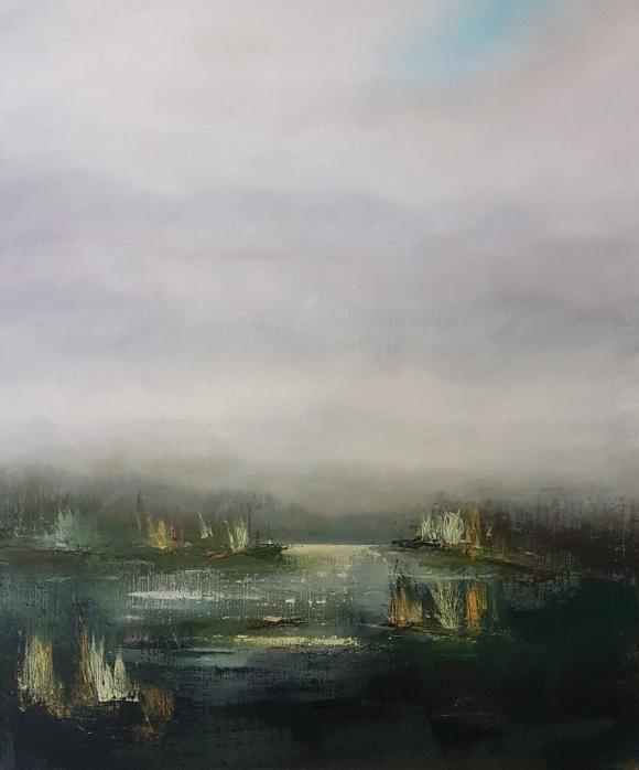 Nua Collective - Artist - Lesley Cox - Empty Nest