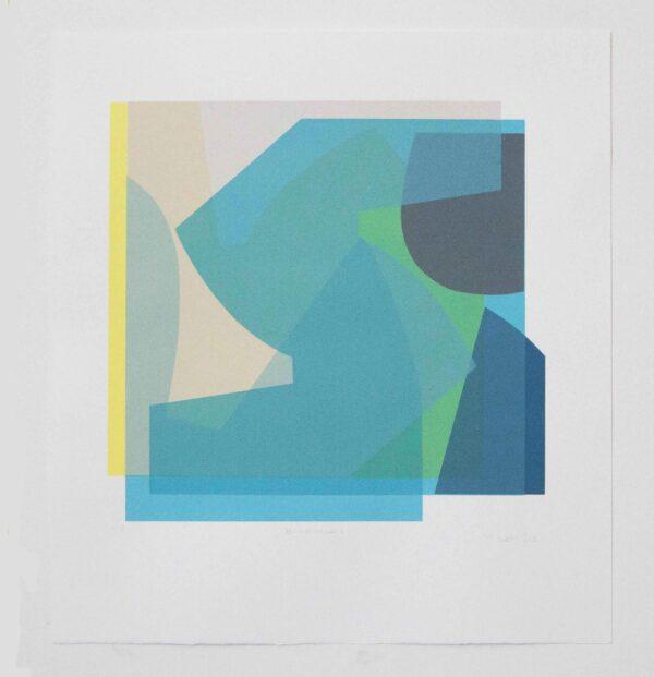 Iceberg II -Nua Collective Artist - Mary O'Connor