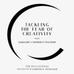 Tackling the Fear of Creativity with Saoirse O'Sullivan and Alkalart presented by Nua Collective Artistic Director Eamonn B Shanahan