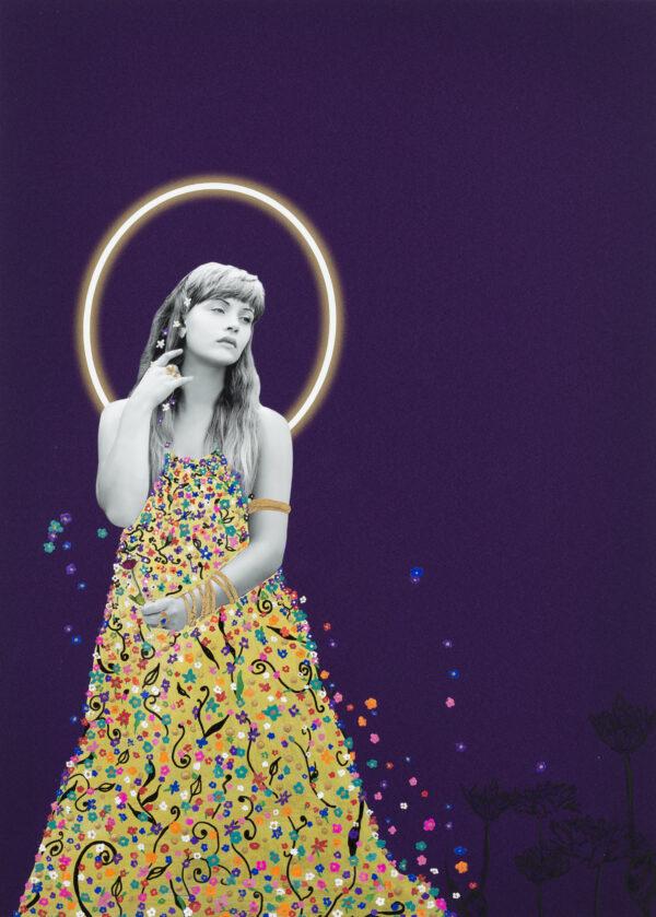 Goddess Steffy - Caoimhe Heaney - Nua Collective - Artist